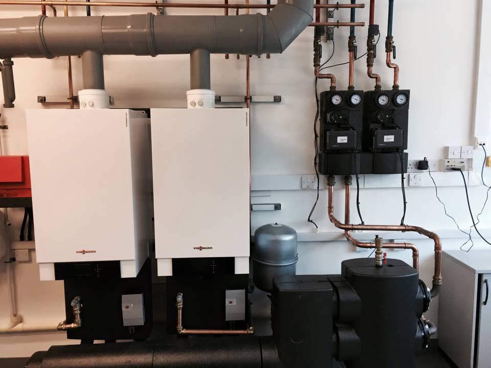 Industrial & Commercial Boiler Repair & Installation