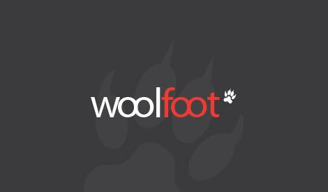 Woolfoot Social Logo
